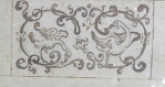 working designs for inlays in the ribs of decorated instruments