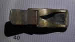 brass thumbplane (body about 5cm long)